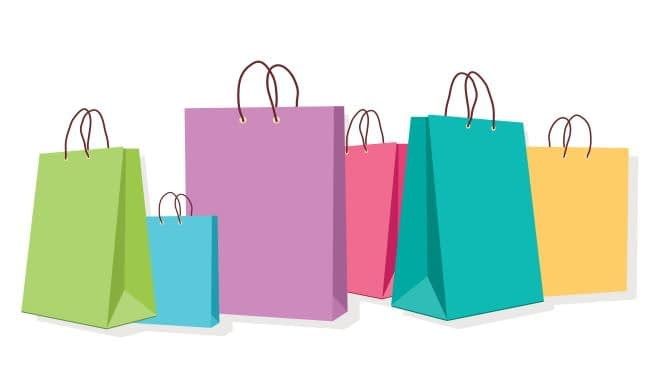 Shopify business, Shopping bags